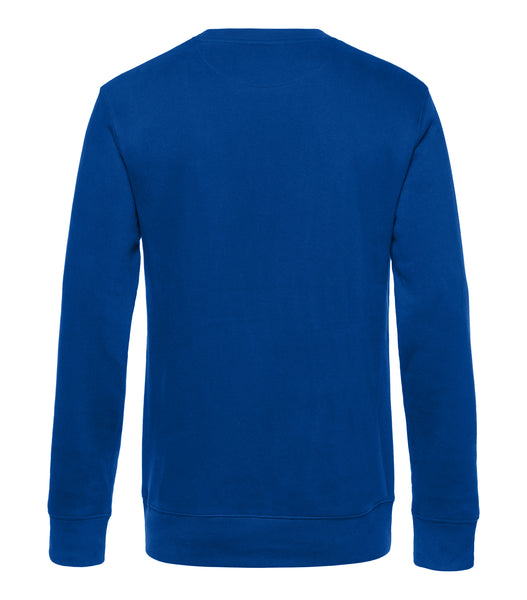Crewneck - Royal Blue - Busstrykk