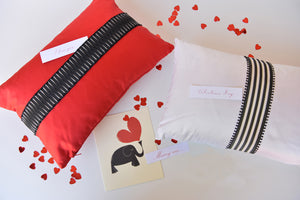 My Billet Doux- Love cushions for Valentine's day