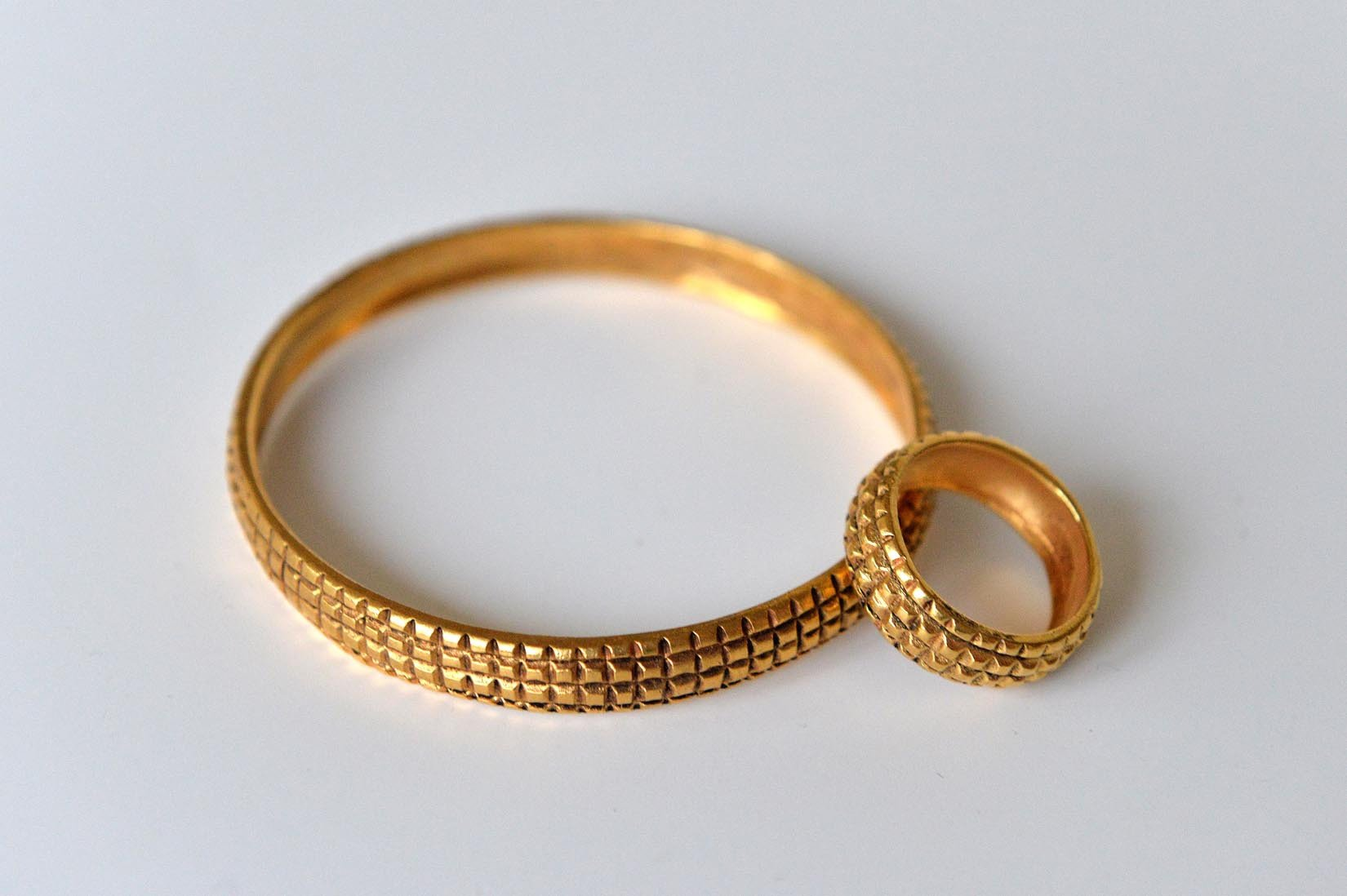 Gold jewellery - MyBilletDoux.com