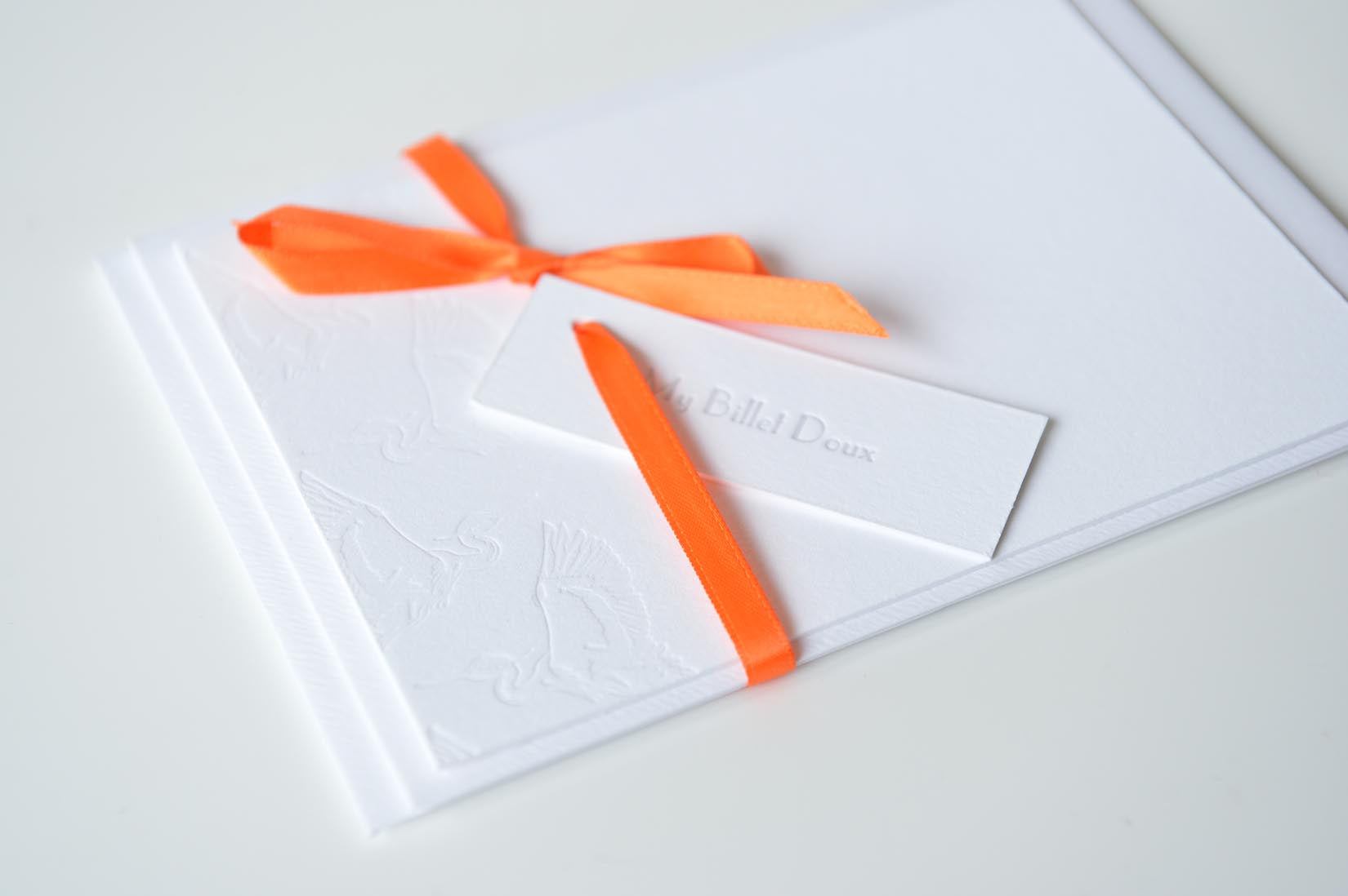 Luxurious cards - MyBilletDoux.com