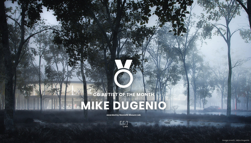 CG Artist of the month : Mike Dugenio | Interview