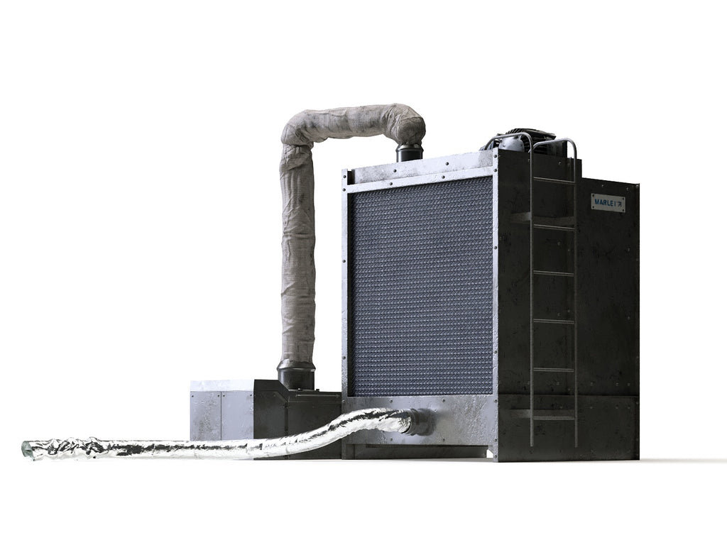 Cooling Tower - Nouvelle Mesure Lab
