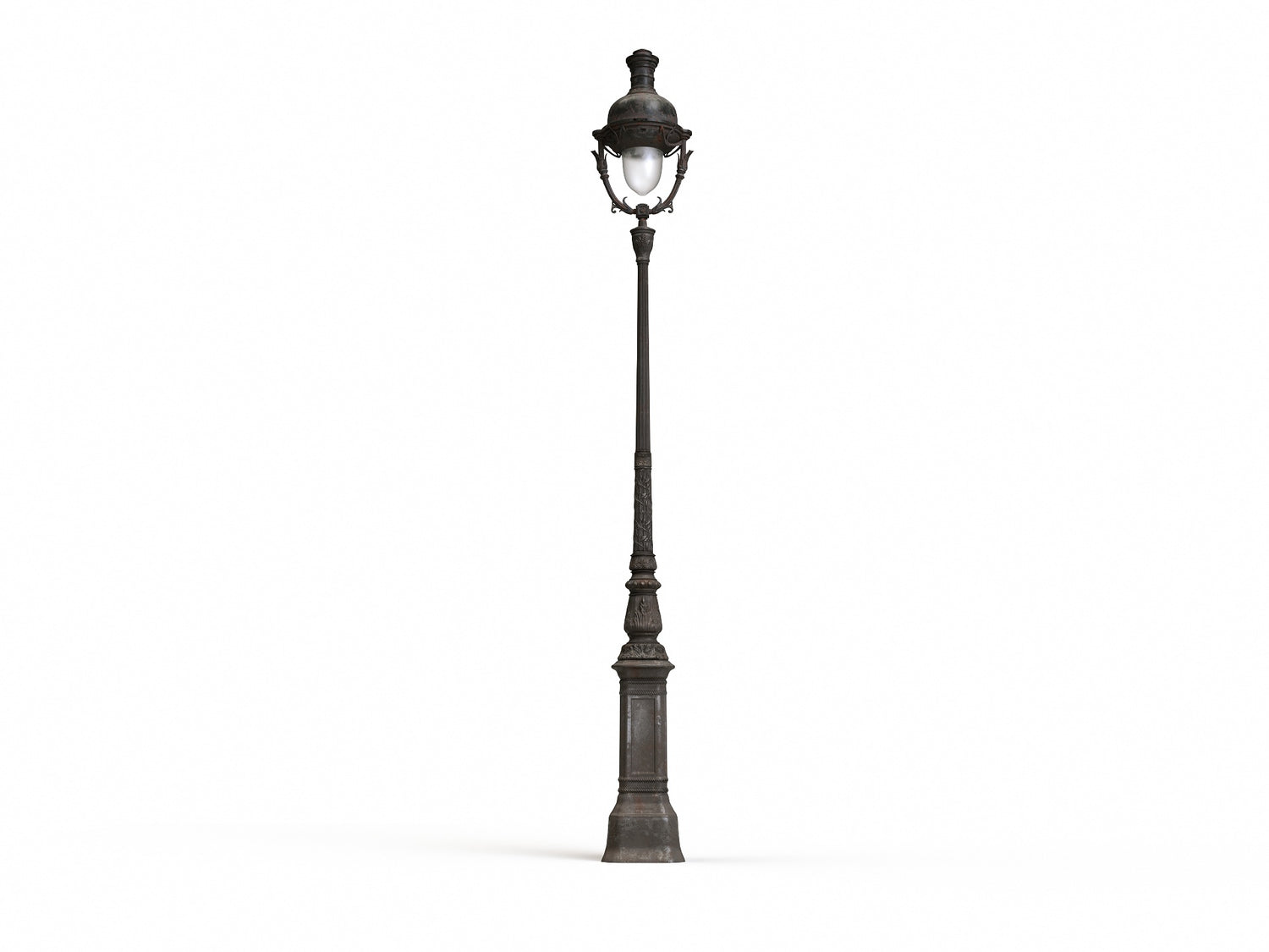 Parisian Vendôme Light Pole