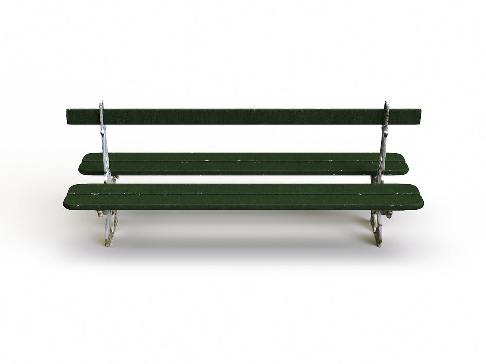 Parisian Public Bench - Nouvelle Mesure Lab