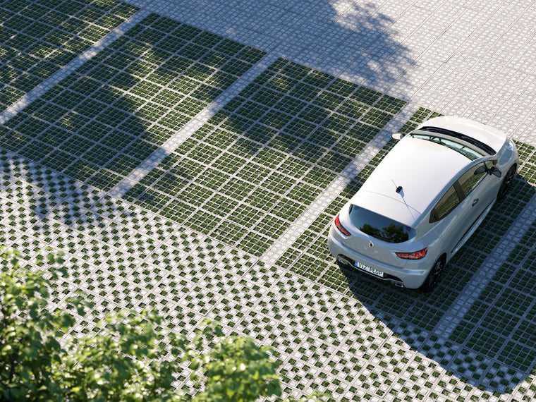 Parking Grass Pack - Nouvelle Mesure Lab