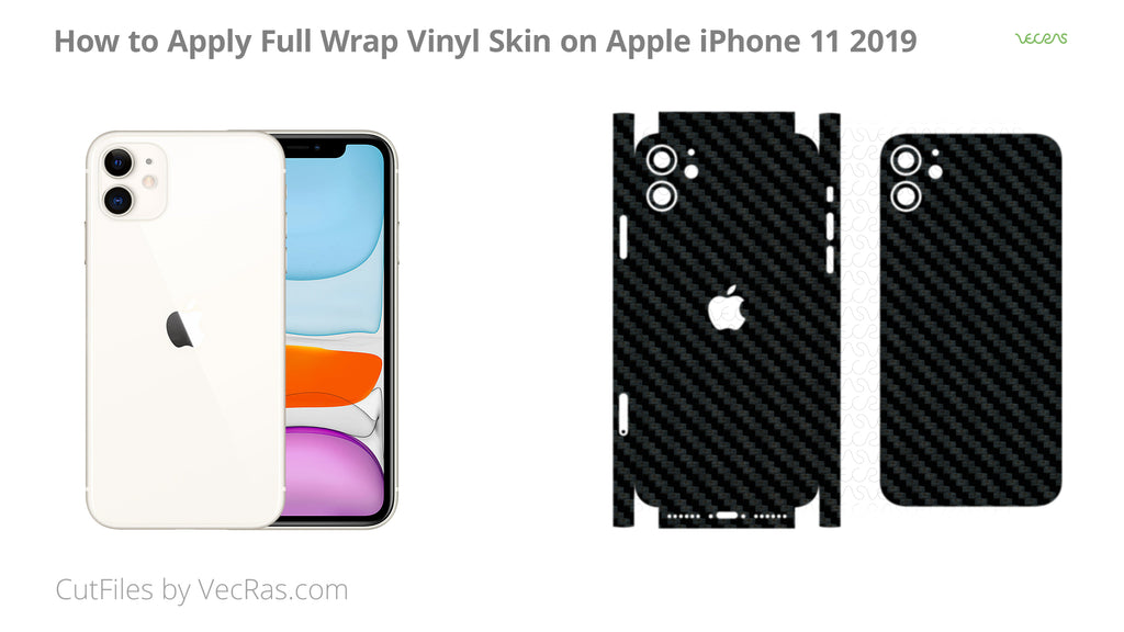 iPhone 11 Vinyl Skin Application Tutorial