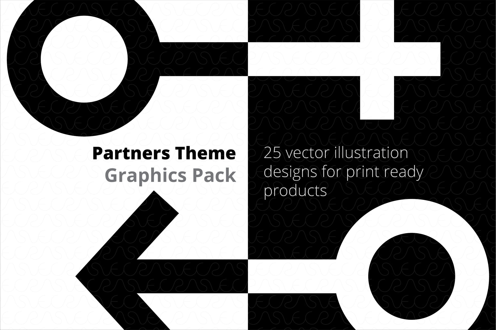 Partners / Couples Theme Graphics Pack