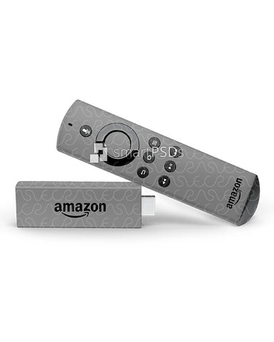 Amazon Fire Stick with Voice Remote Skin Design Template