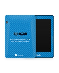 Amazon Kindle Voyage Vinyl Skin Design Mockup 2014