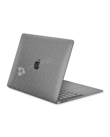 MacBook Air 13-inch Retina Laptop Skin Design Template 2018