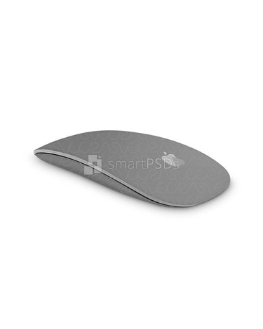 Apple Magic Mouse Vinyl Skin Design Mockup