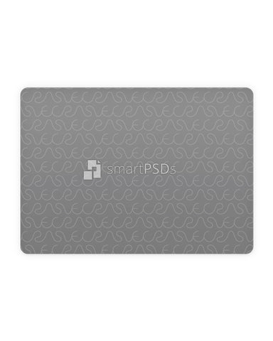 Apple Magic Trackpad 2 Vinyl Skin Design Mockup 2015