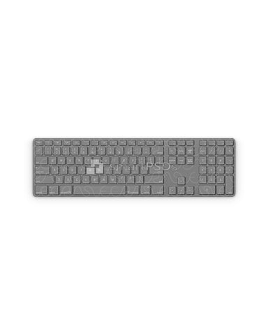 Apple Wired Keyboard (2003) Skin Mockup Template