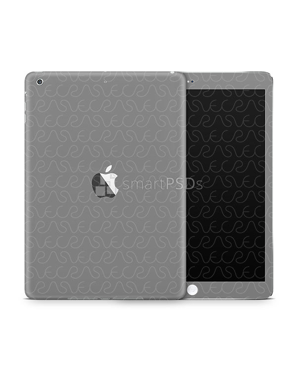 Apple iPad Air Tablet Skin Design Template