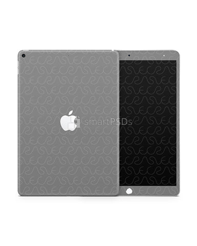 "Apple iPad Air 10.5"" (3rd Gen.) Vinyl Skin Design Mockup 2019"