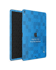 Apple iPad Pro 12.9-inch 3rd Gen. Tablet Skin Design Template 2018