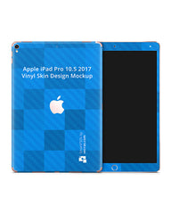 Apple iPad Pro (10.5) 2017 Vinyl Skin Design Template