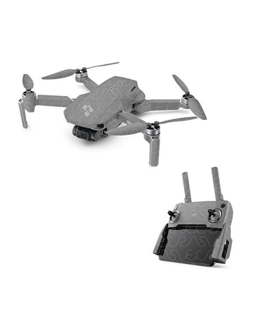 DJI Mavic Mini With Controller (2019) Skin PSD Mockup Template