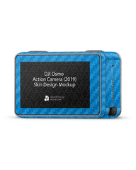 DJI Osmo Action Camera (2019) Vinyl Skin Design Template