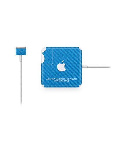 Apple 85W MagSafe2 Power Adapter (2017) Vinyl Skin Mockup PSD Template