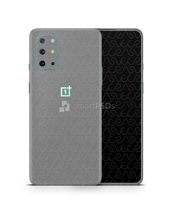OnePlus 8T (2020) PSD Skin Mockup Template