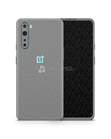 OnePlus Nord 5G (2020) PSD Skin Mockup Template