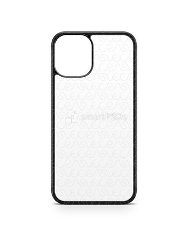 iPhone 12 Mini (2020) 2d PC Colored Case Design Mockup