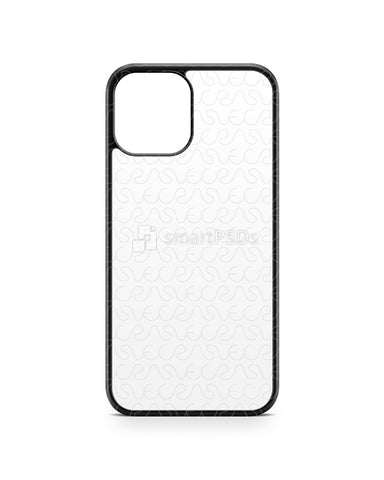 iPhone 12 Pro Max (2020) 2d PC Colored Case Design Mockup