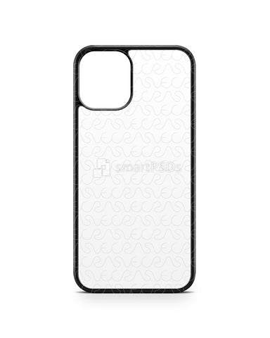 iPhone 12 (2020) 2d PC Colored Case Design Mockup