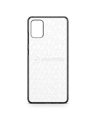 Galaxy A51 (2019) 2d PC Colored Case Design Mockup