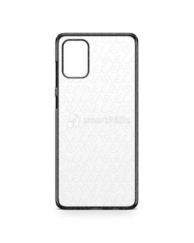 Galaxy A71 (2019) 2d PC Colored Case Design Mockup