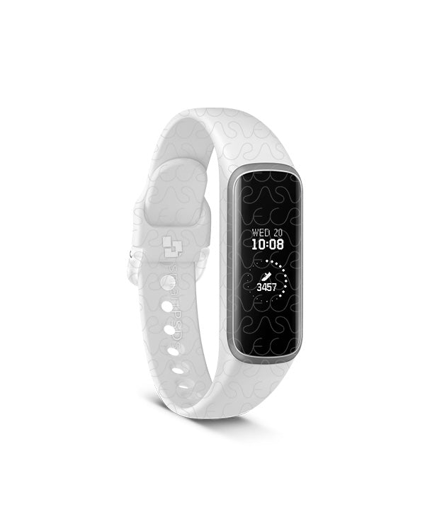 Galaxy Fit E Smart Band Vinyl Skin Design Template 2019