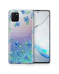 Galaxy Note 10 Lite (2020) TPU Clear Case Mockup