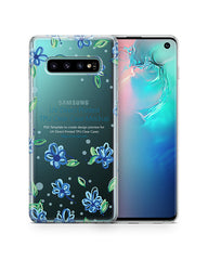 Samsung Galaxy S10 TPU Clear Case Mockup 2019