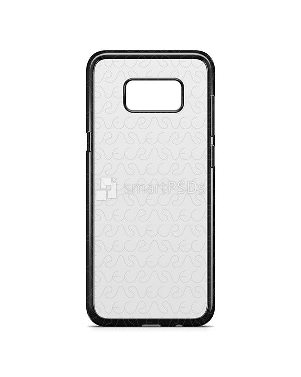 Galaxy S8-S8 Plus Phone Cover Design Template