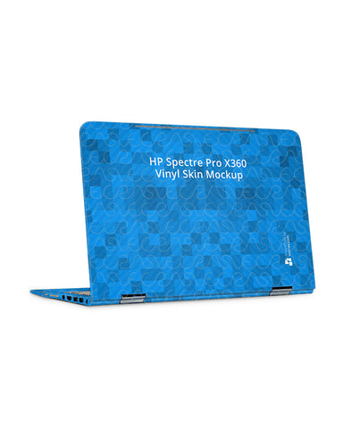 HP Spectre Pro X360 G2 Laptop Skin Design Template 2018