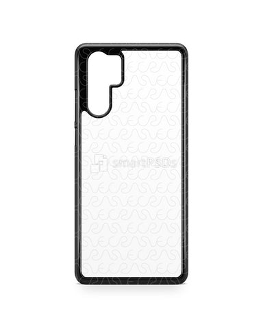 Huawei P30 Pro 2d PC Colored Case Design Mockup 2019