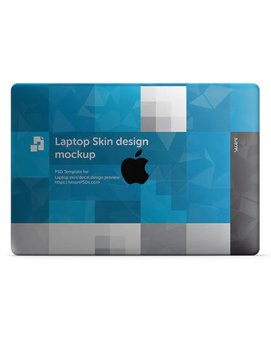 Apple MacBook Pro 13 2016 with Touch Bar Laptop Skin Design Template
