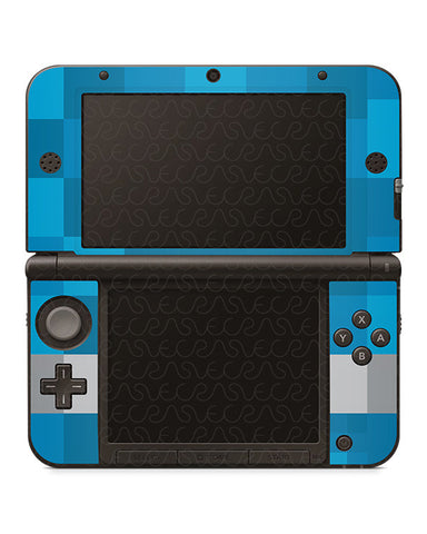Nintendo 3DS XL Skin Decal Design Template