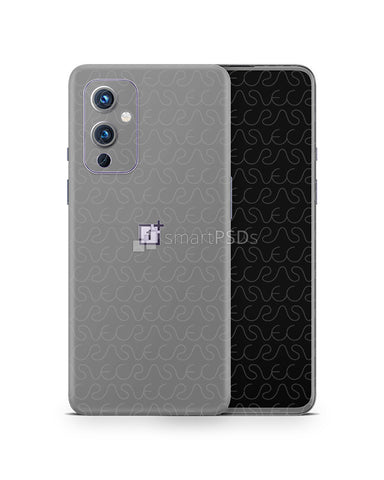 OnePlus 9 (2021) PSD Skin Mockup Template