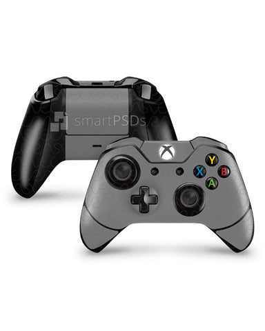 Xbox One Controller Skin Design Template Front-Back
