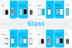 Phone Accessories Customer Guide Info-Graphics Illustrations