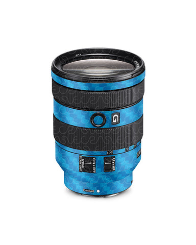 Sony Alpha FE 24-105mm (2017) Lens Vinyl Skin Design Template