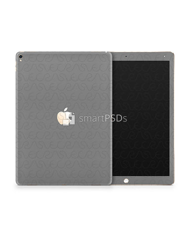 Apple iPad Pro (12.9) 2017 Tablet Skin Design Template