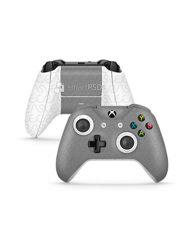 Xbox One S Controller Skin Design Template