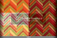 13 Phulkari Seamless Tileable and Scalable Vector Patterns