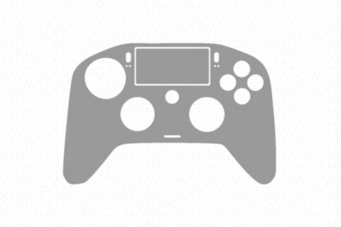 Nacon Revolution Pro Controller 2 (2017) for PS4 Vector Cut File Template