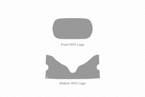 Oculus Go VR Headset 2018 Skin Cutting Template