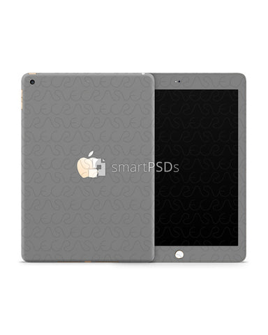 Apple iPad (9.7) 2017-2018 Tablet Skin Design Template