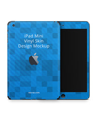 Apple iPad Mini 1-2 Tablet Skin Design Template